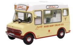 Modellauto - <strong>Bedford</strong> CF, RHD, Morrison Hockings, Ice Cream Van<br /><br />Oxford, 1:43<br />Nr. 234426