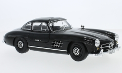 Modelcar - <strong>Mercedes</strong> 300 SL (W198), black, 1954<br /><br />I-Minichamps, 1:18<br />No. 234506