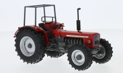 Modelcar - <strong>Massey Ferguson</strong> Wotan II, red, with Überrollbügel, 1973<br /><br />weise-toys, 1:32<br />No. 234528