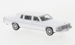 Modelcar - <strong>Cadillac</strong> Fleetwood formal Limousine, white, 1980<br /><br />BoS-Models, 1:87<br />No. 234577