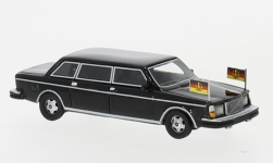ModelCar - <strong>Volvo</strong> 264 TE Limousine (DDR), schwarz, 1978<br /><br />BoS-Models, 1:87<br />Nr. 234590