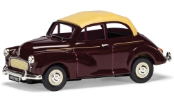 Modelcar - <strong>Morris</strong> Minor 1000 Convertible, dark red/beige, RHD<br /><br />Vanguards, 1:43<br />No. 234606