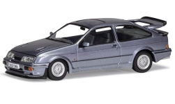 Modellauto - <strong>Ford</strong> Sierra RS500 Cosworth, metallic-blau, RHD<br /><br />Vanguards, 1:43<br />Nr. 234609