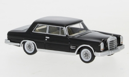 Modellino - <strong>Mercedes</strong> 600 (W100) Nallinger Coupé, nero, 1963<br /><br />BoS-Models, 1:87<br />n. 234614