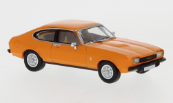 Modellauto - <strong>Ford</strong> Capri MK II, orange, 1974<br /><br />PCX87, 1:87<br />Nr. 234639
