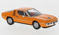автомодель - <strong>Alfa Romeo</strong> Montreal, orange, 1970<br /><br />PCX87, 1:87<br />№ 234640
