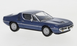 ModelCar - <strong>Alfa Romeo</strong> Montreal, metallic-dunkelblau, 1970<br /><br />PCX87, 1:87<br />番号 234643