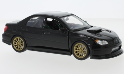 Modelcar - <strong>Subaru</strong> Impreza WRX STI, black<br /><br />Welly, 1:24<br />No. 234691