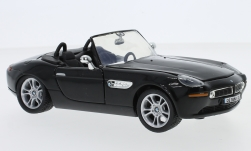 Modelcar - <strong>BMW</strong> Z8, black<br /><br />Motormax, 1:24<br />No. 234782