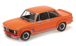 Modellauto - <strong>BMW</strong> 2002 Turbo, orange/Dekor, 1973<br /><br />Minichamps, 1:18<br />Nr. 234843