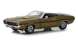 Modellauto - <strong>Dodge</strong> Challenger R/T Convertible, gold, 1970<br /><br />Greenlight, 1:18<br />Nr. 234970
