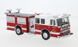 Modellauto - <strong>Seagrave</strong> Marauder II, Charlotte Fire Department<br /><br />IXO, 1:43<br />Nr. 235030