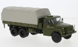 voiture miniature - <strong>Tatra</strong> T148 plateforme, NVA<br /><br />Premium ClassiXXs, 1:43<br />N° 235048