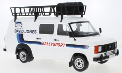 Modellauto - <strong>Ford</strong> Transit MK II, David Jones, with roof accessories<br /><br />IXO, 1:18<br />Nr. 235052