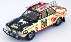 Modelcar - <strong>Ford</strong> Escort MKI, RHD, No.29, White Horse, World Cup Rally, A.Cowan/J.Syer, 1974<br /><br />Trofeu, 1:43<br />No. 235072