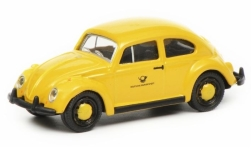 ModelCar - <strong>VW</strong> Käfer, Deutsche Bundespost<br /><br />Schuco, 1:87<br />No. 235138