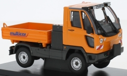 Modellauto - <strong>Multicar</strong> Fumo Tipper, oranje, 2008<br /><br />Abrex, 1:43<br />Nr. 235245