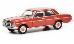 Modelcar - <strong>Mercedes</strong> /8, dark red<br /><br />Schuco, 1:64<br />No. 235277