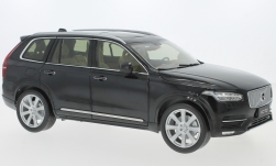 Modelcar - <strong>Volvo</strong> XC 90, black, 2018<br /><br />Paudi, 1:18<br />No. 235285