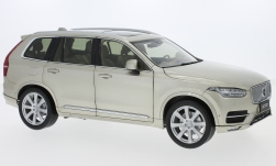 Modelcar - <strong>Volvo</strong> XC 90, metallic-beige, 2018<br /><br />Paudi, 1:18<br />No. 235286
