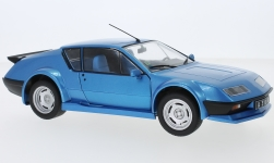 Modelcar - <strong>Alpine Renault</strong> A 310 Pack GT, metallic-blue, 1983<br /><br />Solido, 1:18<br />No. 235303