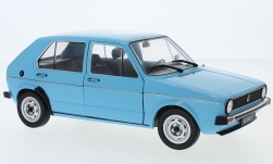 Modelcar - <strong>VW</strong> Golf I L, light blue, 1973<br /><br />Solido, 1:18<br />No. 235311