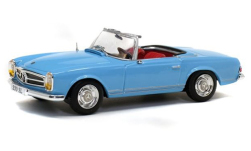 Modelcar - <strong>Mercedes</strong> 230 SL (W113), light blue, 1963<br /><br />Solido, 1:43<br />No. 235319