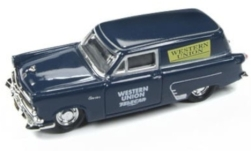 Modellauto - <strong>Ford</strong> Sedan Delivery, Western Union, 1953<br /><br />Classic Metal Works, 1:87<br />Nr. 235343