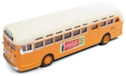 Modelcar - <strong>GMC</strong> TDH-3610, Coca-Cola, Atlanta Transit bus<br /><br />Classic Metal Works, 1:87<br />No. 235377