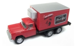 Modellauto - <strong>Ford</strong> Box Refrigerated Truck, Carling Black Label, 1960<br /><br />Classic Metal Works, 1:87<br />Nr. 235387