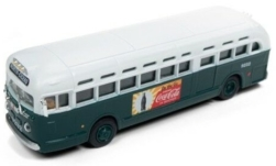 Modelcar - <strong>GMC</strong> TDH-3610, Coca-Cola, Transit bus<br /><br />Classic Metal Works, 1:87<br />No. 235389