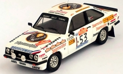 Modelcar - <strong>Ford</strong> Escort MKII RS 2000, No.53, Rallye WM, Rally San Remo, M.Marchesini/G.Caorsi, 1980<br /><br />Trofeu, 1:43<br />No. 235488