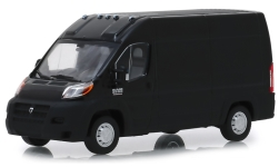 ModelCar - <strong>RAM</strong> Promaster 2500 Cargo High Roof, schwarz, 2018<br /><br />Greenlight, 1:43<br />No. 235608