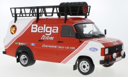 Modellauto - <strong>Ford</strong> Transit MK II, Belga, with roof accessories<br /><br />IXO, 1:18<br />Nr. 235624