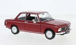 Modelcar - <strong>BMW</strong> 2002 ti, red<br /><br />Welly, 1:24<br />No. 235629