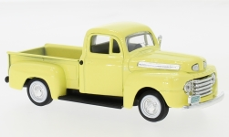 Modellauto - <strong>Ford</strong> F-1 Pick Up, hellgelb, 1948<br /><br />Lucky Die Cast, 1:43<br />Nr. 235812