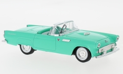 Modellauto - <strong>Ford</strong> Thunderbird, türkis, 1955<br /><br />Lucky Die Cast, 1:43<br />Nr. 235813