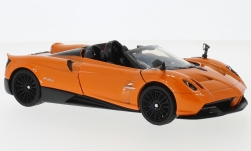 Modellauto - <strong>Pagani</strong> Huayra Roadster, metallic-orange<br /><br />Motormax, 1:24<br />Nr. 235824