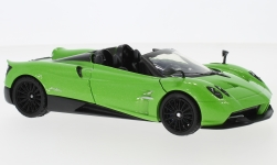 Modelcar - <strong>Pagani</strong> Huayra Roadster, metallic-light green<br /><br />Motormax, 1:24<br />No. 235825
