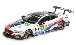 Modellauto - <strong>BMW</strong> M8 GTE (G15), No.81, BMW Team MTEK, 24h Le Mans, M.Tomczyk/N.Catsburg/P.Eng, 2018<br /><br />Minichamps, 1:18<br />Nr. 235863