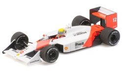 Modelcar - <strong>Honda</strong> McLaren MP4/4, No.12, formula 1, GP Japan, with Decals, A.Senna, 1988<br /><br />Minichamps, 1:43<br />No. 236123