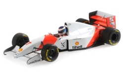 Modelcar - <strong>McLaren</strong> Ford MP4/8, No.7, team Marlboro McLaren, Marlboro, formula 1, including Decals, M.Häkkinen, 1993<br /><br />Minichamps, 1:18<br />No. 236125