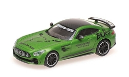 Modelcar - <strong>Mercedes</strong> AMG GT R, Ringtaxi, 2017<br /><br />Minichamps, 1:87<br />No. 236392