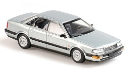 Modellauto - <strong>Audi</strong> V8, silber, 1988<br /><br />Maxichamps, 1:43<br />Nr. 236438