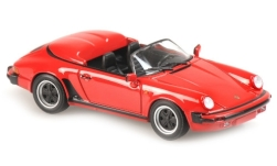 Modelcar - <strong>Porsche</strong> 911 Speedster, red, 1988<br /><br />Maxichamps, 1:43<br />No. 236495