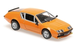 Modellauto - <strong>Alpine Renault</strong> A 310, orange, 1976<br /><br />Maxichamps, 1:43<br />Nr. 236505