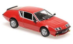 Modellauto - <strong>Alpine Renault</strong> A 310, rot, 1976<br /><br />Maxichamps, 1:43<br />Nr. 236506