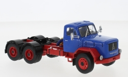 Modellauto - <strong>Magirus</strong> Jupiter 6X6, blauw<br /><br />IXO, 1:43<br />Nr. 236591