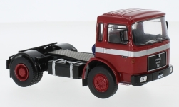 Modelcar - <strong>MAN</strong> 16.320, red<br /><br />IXO, 1:43<br />No. 236592