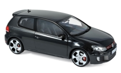 Modelcar - <strong>VW</strong> Golf VI GTI, black, 2009<br /><br />Norev, 1:18<br />No. 236659